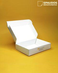 Inviduali spauda ant dėžučių