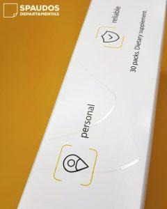 Dėžutės su logo | Spaudos Departamentas