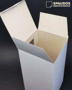 spauda ant dėžučių | Spaudos Departamentas