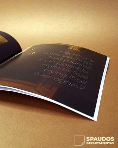 brošiūrų gamyba | Spaudos Departamentas
