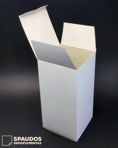 Dovanų dėžutės su spauda