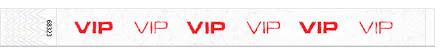 25mm VIP teksturos kontrolinės apyrankės