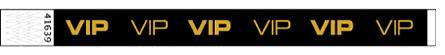 VIP teksturos kontrolinės apyrankės