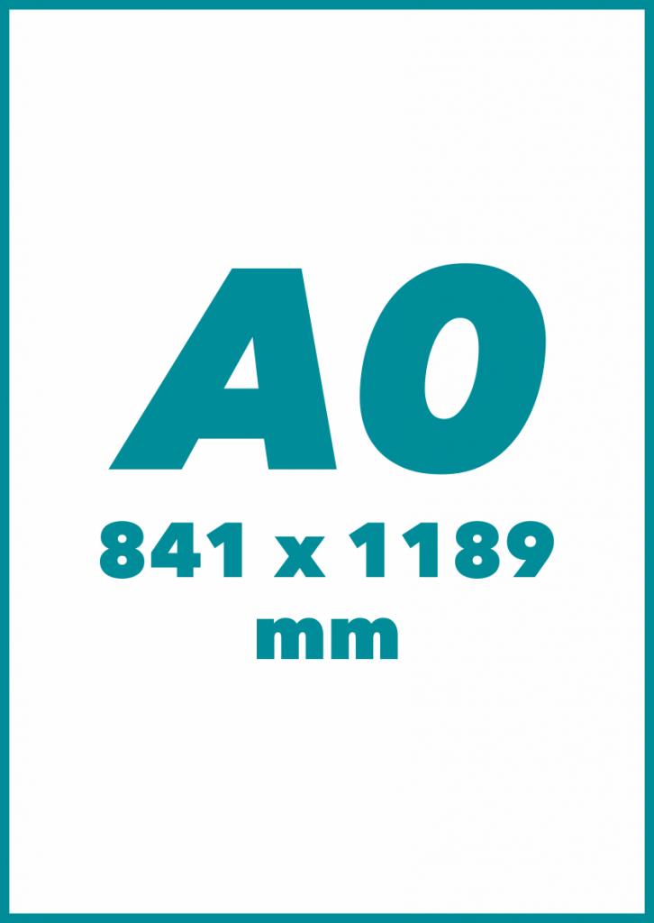 A0 Formatas