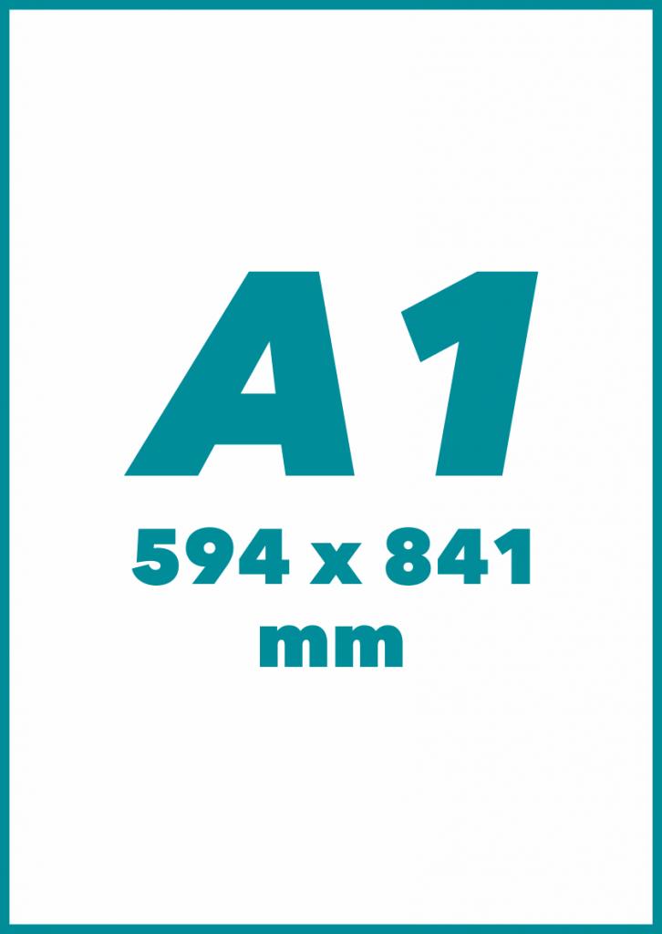 A1 Formatas