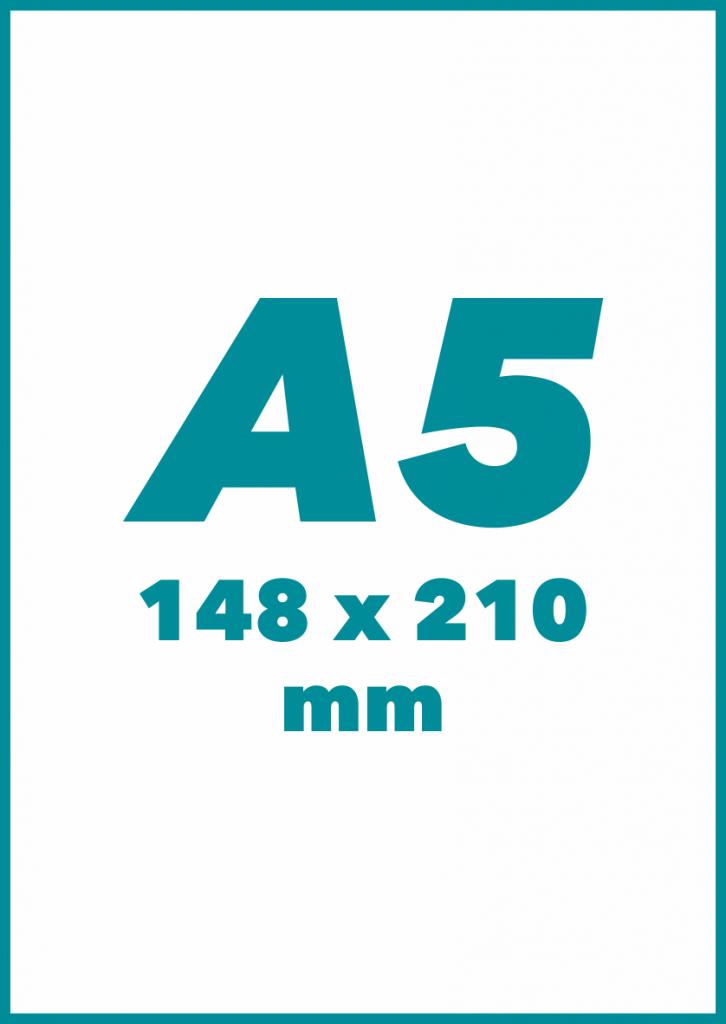 A5 Formatas