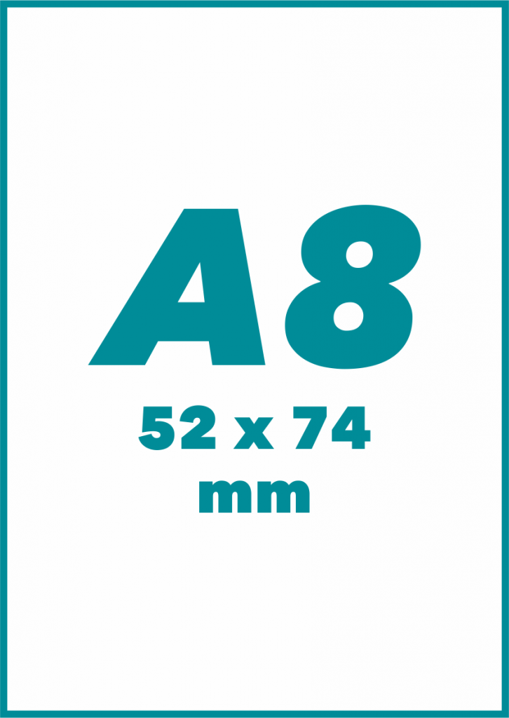 A8 Formatas