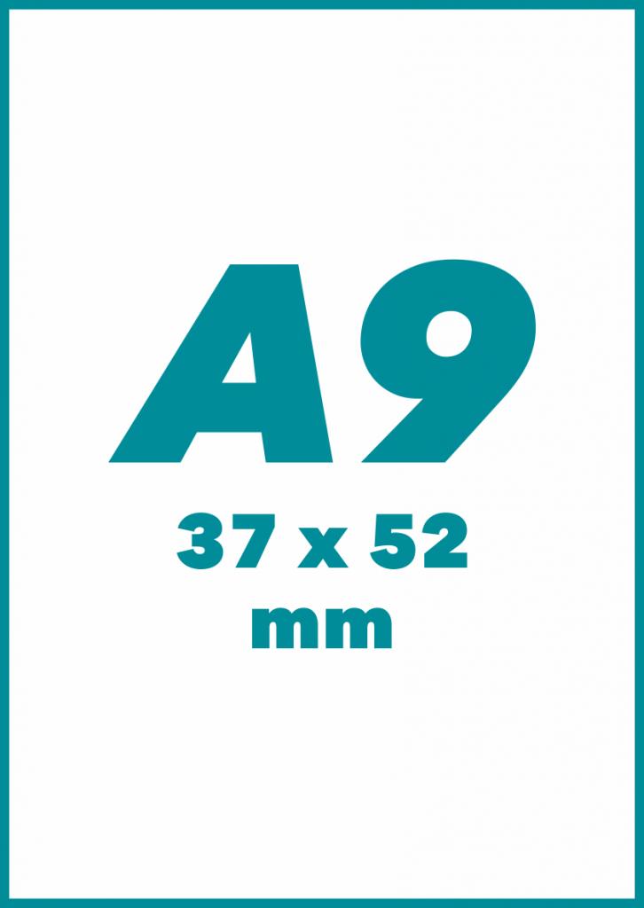 A9 Formatas