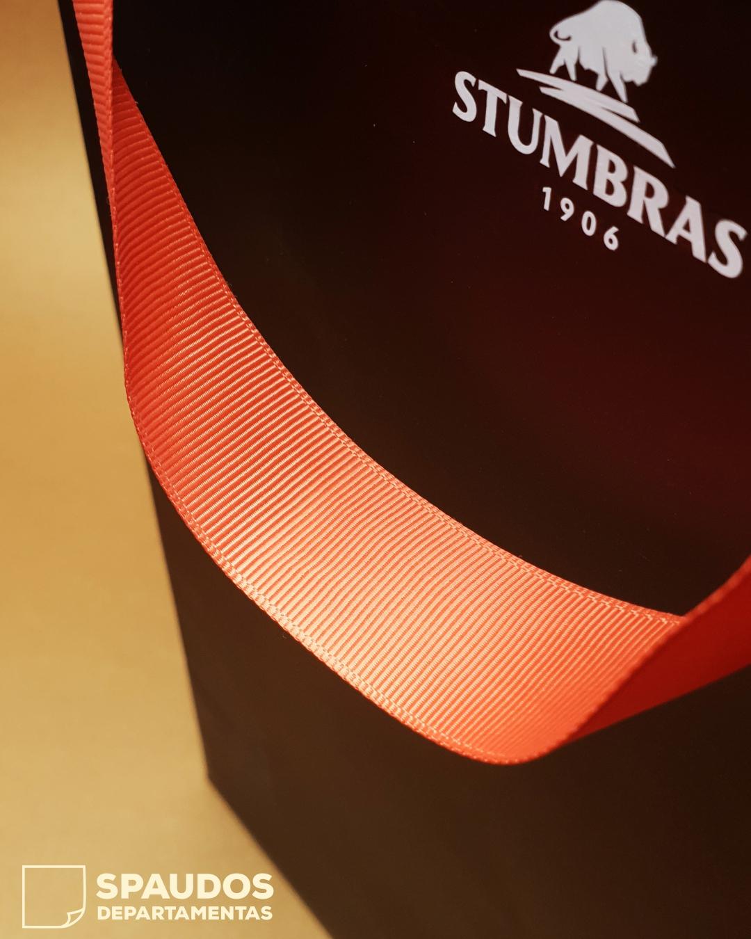 reklaminių maišelių rankenelės SPAUDOS DEPARTAMENTAS