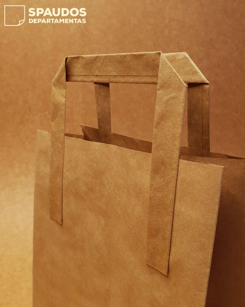ekologiski popieriniai maiseliai
