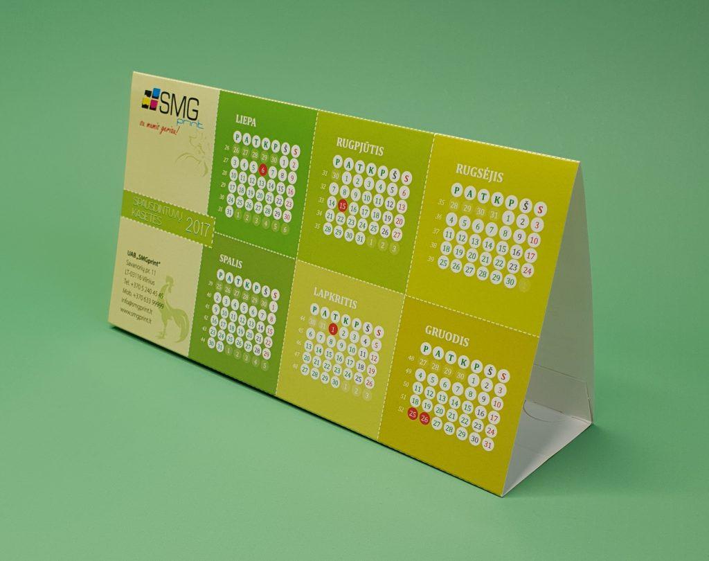 Kalendoriai su nuotraukomis | Spaudos Departamentas