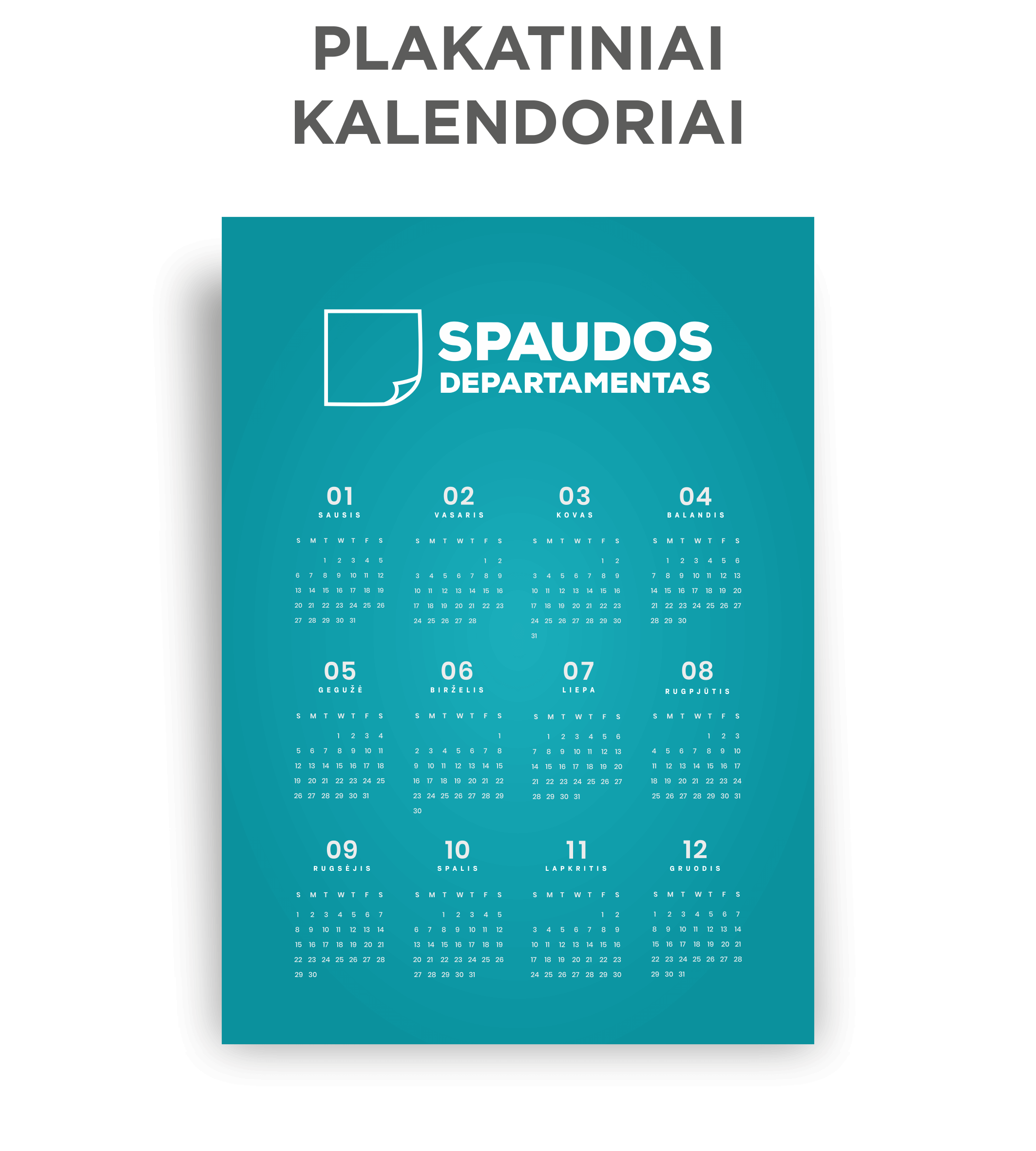 A3 Kalendorius