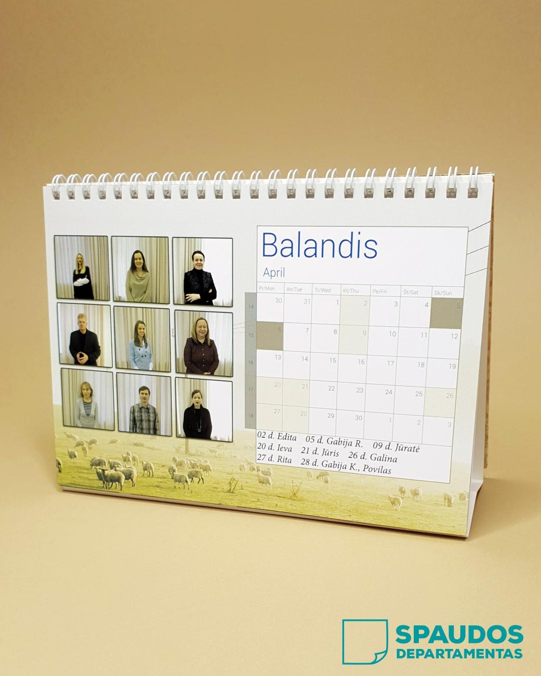 Staliniai kalendoriai