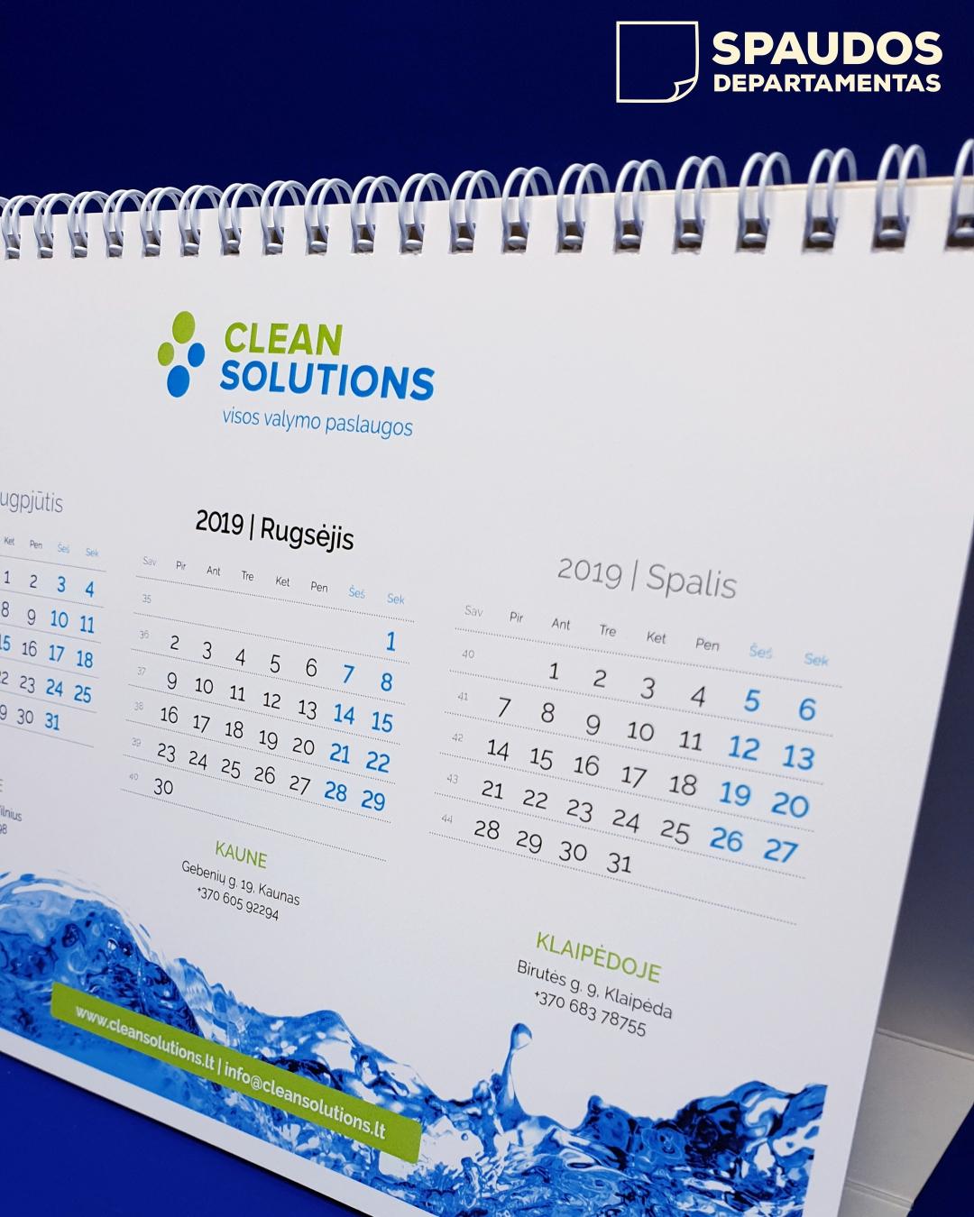 Kalendorius 2021