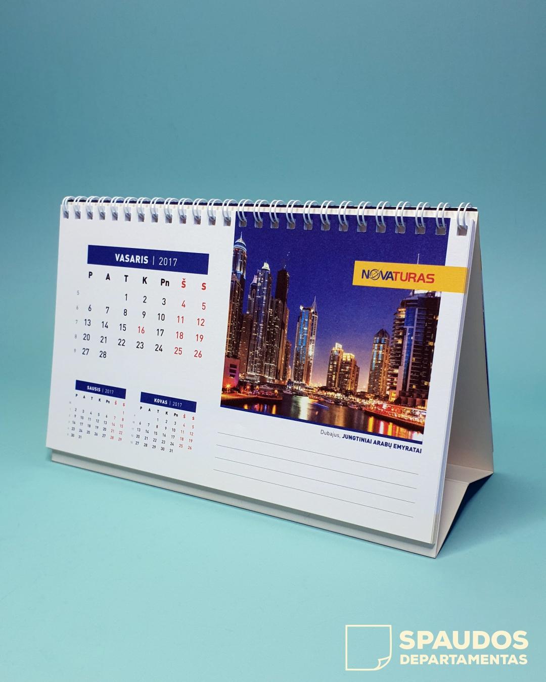 Kalendorius 2021 | Spaudos Departamentas