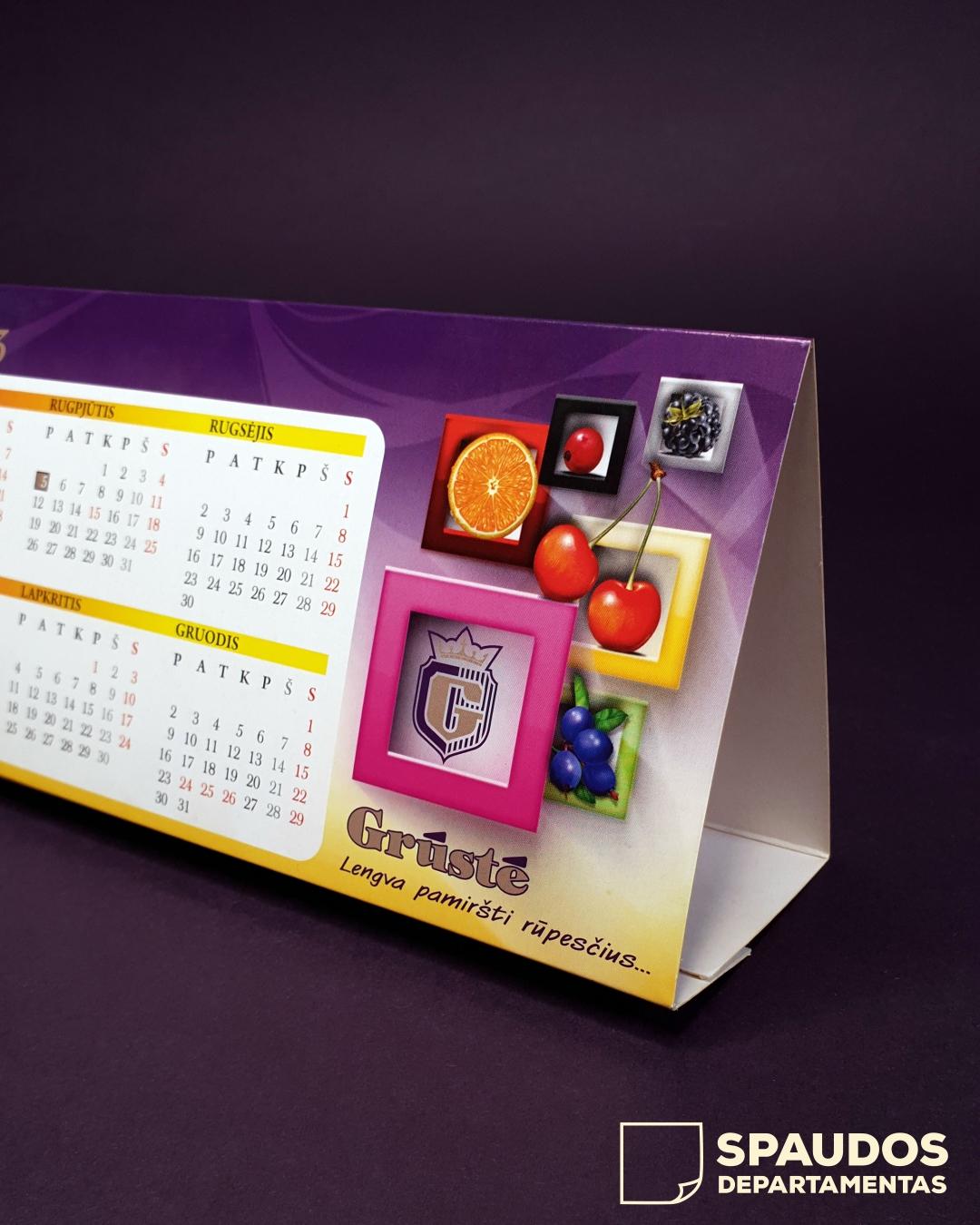 Staliniai kalendoriai | Spaudos Departamentas
