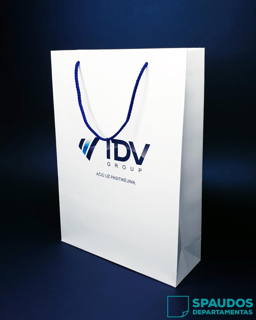 IDV popieriniai maišeliai