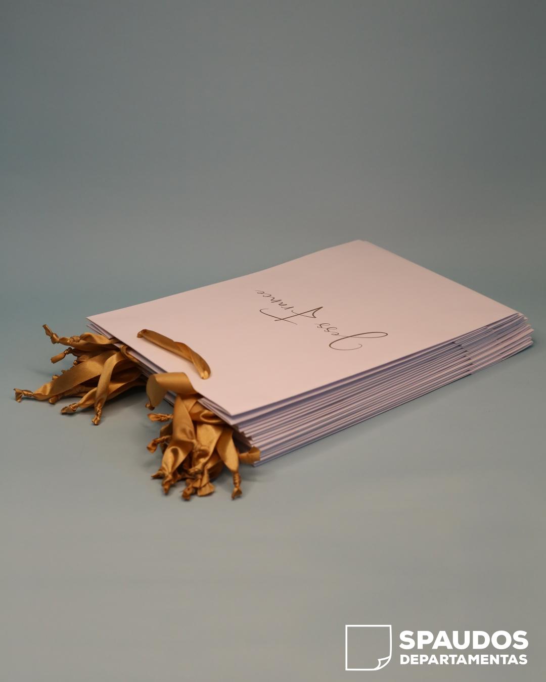 Jess France popieriniai maišeliai