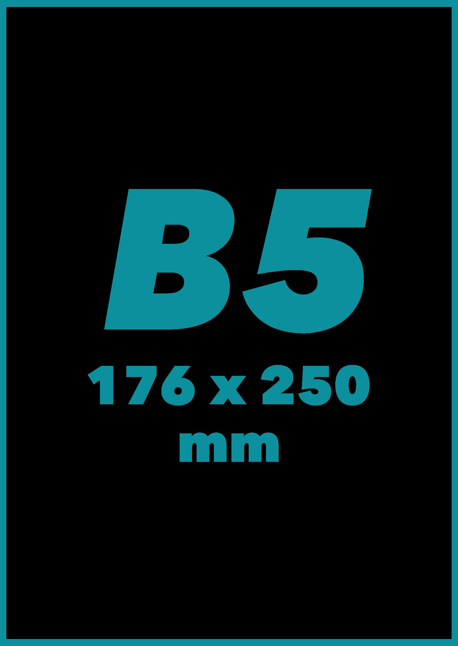 B5 Formatas