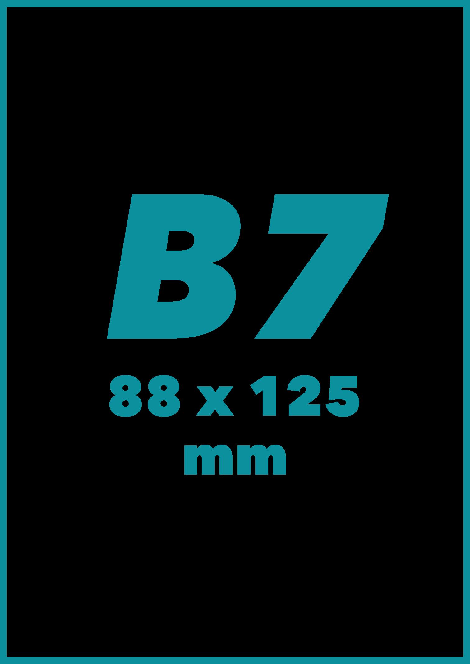 B7 Formatas