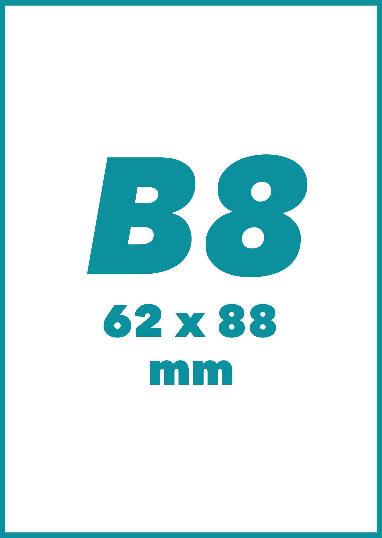 B8 Formatas